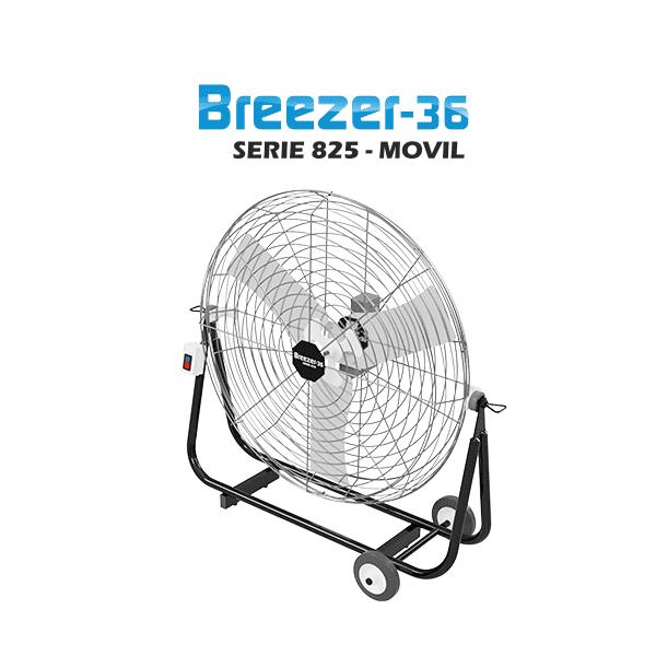 breezermovil F
